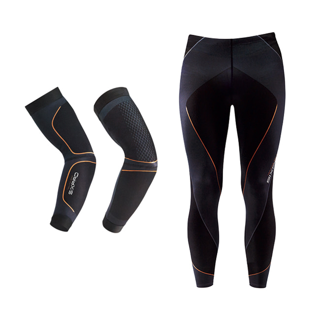 SIXPAD Training Suits Arm & Tights set